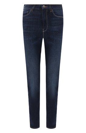 Женские джинсы EMPORIO ARMANI синего цвета, арт. 3K2J64/2DE9Z   Фото 1