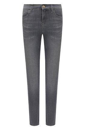 Женские джинсы EMPORIO ARMANI серого цвета, арт. 3K2J20/2DE9Z | Фото 1