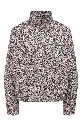 Женская куртка KENZO бежевого цвета, арт. FB52BL121560   Фото 1
