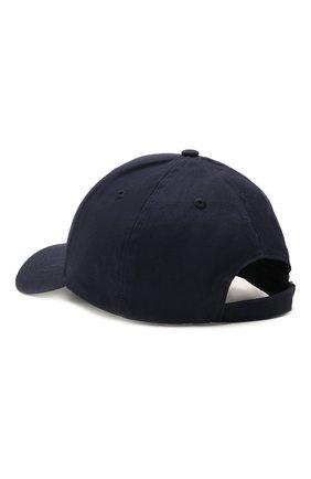 Женская бейсболка KENZO темно-синего цвета, арт. FB55AC051F33 | Фото 2