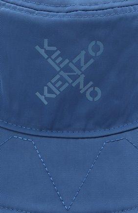 Женская панама kenzo sport KENZO черного цвета, арт. FA65AC224F21 | Фото 3