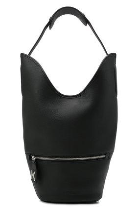 Женский сумка bucket KENZO черного цвета, арт. FA62SA021L26 | Фото 1