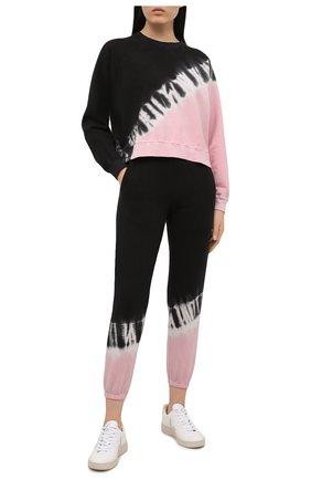 Женский хлопковый свитшот ELECTRIC&ROSE разноцветного цвета, арт. LFCV08-CREST | Фото 2