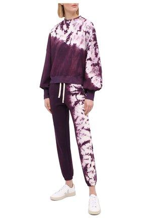 Женский хлопковый свитшот ELECTRIC&ROSE разноцветного цвета, арт. LFCV23-SH0RE | Фото 2