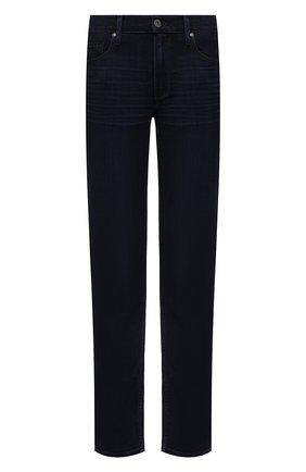 Мужские джинсы PAIGE темно-синего цвета, арт. M655521-3800 | Фото 1