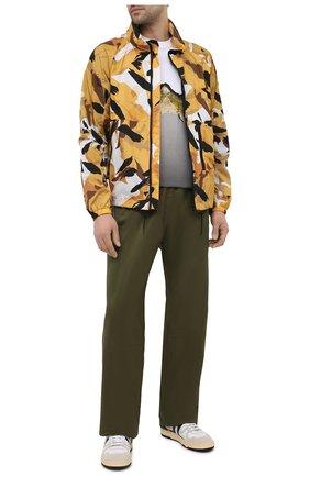 Мужская куртка oct 2 moncler 1952 MONCLER GENIUS разноцветного цвета, арт. G1-092-1B711-00-5957Z   Фото 2