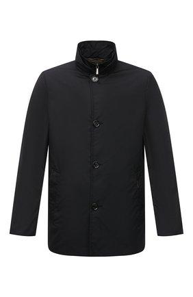 Мужская куртка bernini-km MOORER черного цвета, арт. BERNINI-KM/M0UGI100011-TEPA021   Фото 1
