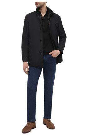 Мужская куртка bernini-km MOORER черного цвета, арт. BERNINI-KM/M0UGI100011-TEPA021   Фото 2