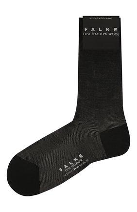 Мужские носки FALKE черного цвета, арт. 13189 | Фото 1