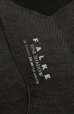 Мужские носки FALKE черного цвета, арт. 13189 | Фото 2