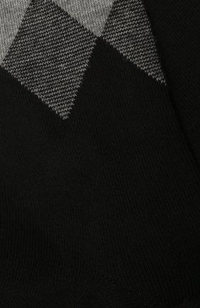 Мужские хлопковые носки BURLINGTON серого цвета, арт. 21912 | Фото 2
