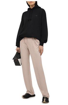 Женские брюки HEROINE SPORT бежевого цвета, арт. HS-4-114/H0LIDAY 20   Фото 2