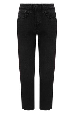 Женские джинсы RAG&BONE серого цвета, арт. WDD20H2747B1HL | Фото 1