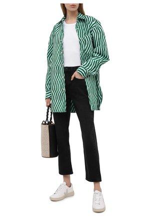 Женские джинсы RAG&BONE серого цвета, арт. WDD20H2747B1HL | Фото 2