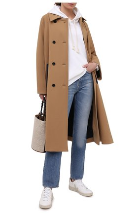 Женские джинсы RAG&BONE синего цвета, арт. WDD20H2746B1AQ | Фото 2