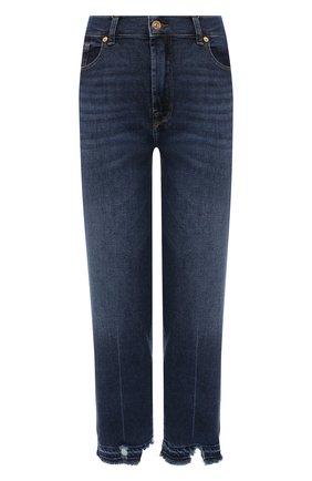 Женские джинсы 7 FOR ALL MANKIND синего цвета, арт. JSA7A91TLP | Фото 1