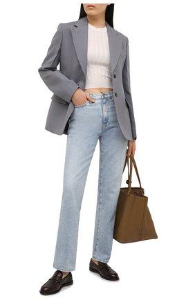 Женский шелковый пуловер IRO белого цвета, арт. WP12DISY | Фото 2