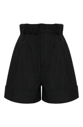 Женские шорты MONCLER черного цвета, арт. G1-093-2A747-00-57455 | Фото 1