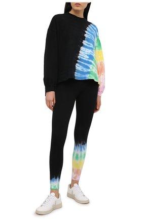 Женский хлопковый свитшот ELECTRIC&ROSE разноцветного цвета, арт. LFCV06-BEAM | Фото 2