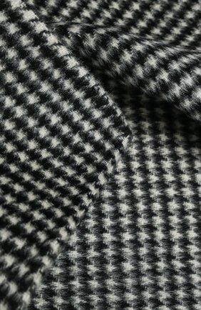 Женский шарф из шерсти и кашемира TOTÊME серого цвета, арт. 211-858-716   Фото 2