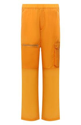 Мужские брюки-карго 2 moncler 1952 MONCLER GENIUS оранжевого цвета, арт. G1-092-2A724-00-M1171 | Фото 1
