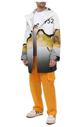 Мужская хлопковая куртка kalalau 2 moncler 1952 MONCLER GENIUS разноцветного цвета, арт. G1-092-1C707-40-5958A   Фото 2