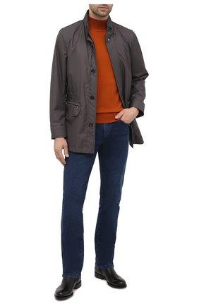 Мужская куртка barber-gf MOORER темно-серого цвета, арт. BARBER-GF/M0UGI100008-TEPA012 | Фото 2