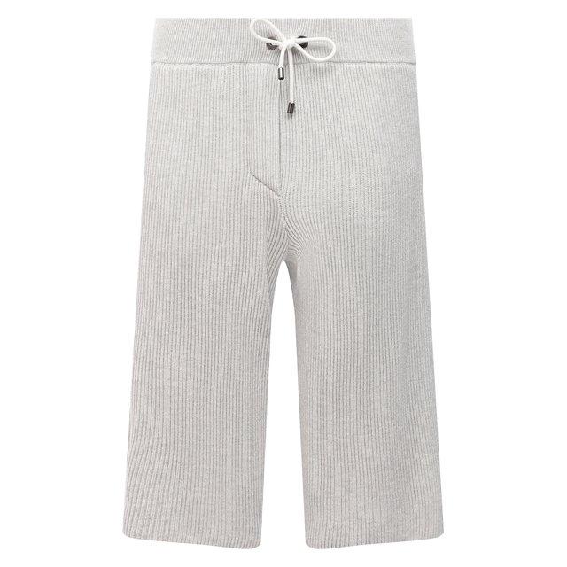 Хлопковые шорты Brunello Cucinelli