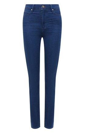 Женские джинсы PAIGE синего цвета, арт. 6701H36-3270 | Фото 1