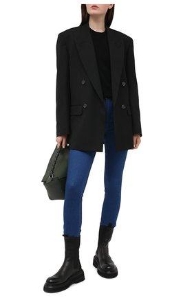 Женские джинсы PAIGE синего цвета, арт. 6701H36-3270 | Фото 2