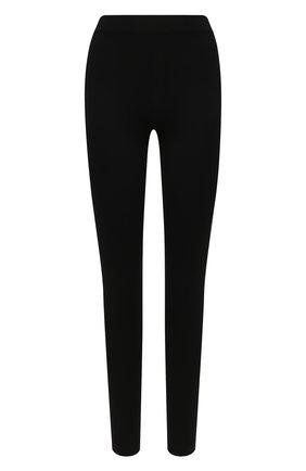 Женские леггинсы VINCE черного цвета, арт. VR74821720 | Фото 1