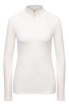 Женская водолазка VINCE белого цвета, арт. V711983621 | Фото 1