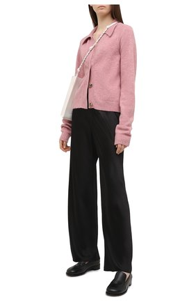 Женские брюки VINCE черного цвета, арт. V710721907 | Фото 2
