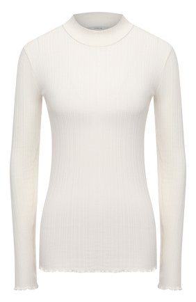 Женская водолазка VINCE белого цвета, арт. V687983571 | Фото 1