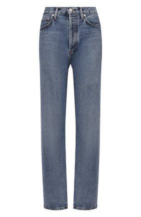 Женские джинсы AGOLDE синего цвета, арт. A154-1206 | Фото 1