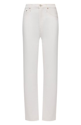 Женские джинсы AGOLDE белого цвета, арт. A154-1183 | Фото 1