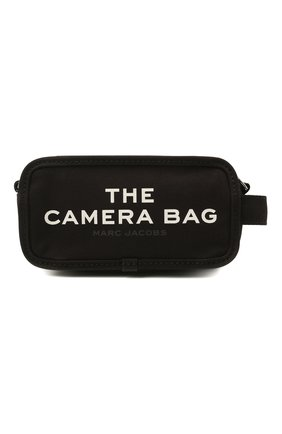 Женская сумка the camera MARC JACOBS (THE) черного цвета, арт. M0017040   Фото 1