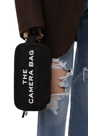 Женская сумка the camera MARC JACOBS (THE) черного цвета, арт. M0017040   Фото 2