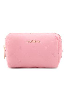 Женская текстильная косметичка MARC JACOBS (THE) розового цвета, арт. M0016520   Фото 1