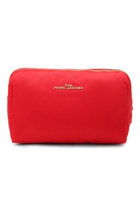 Женская текстильная косметичка MARC JACOBS (THE) красного цвета, арт. M0016520   Фото 1