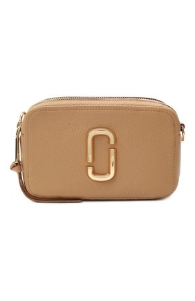Женская сумка the softshot 21 MARC JACOBS (THE) бежевого цвета, арт. M0014591   Фото 1
