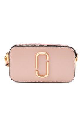Женская сумка snapshot small MARC JACOBS (THE) розового цвета, арт. M0012007   Фото 1