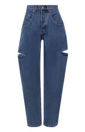 Женские джинсы FORTE DEI MARMI COUTURE синего цвета, арт. 21SF9053 | Фото 1