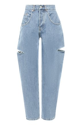 Женские джинсы FORTE DEI MARMI COUTURE голубого цвета, арт. 21SF9053-1 | Фото 1
