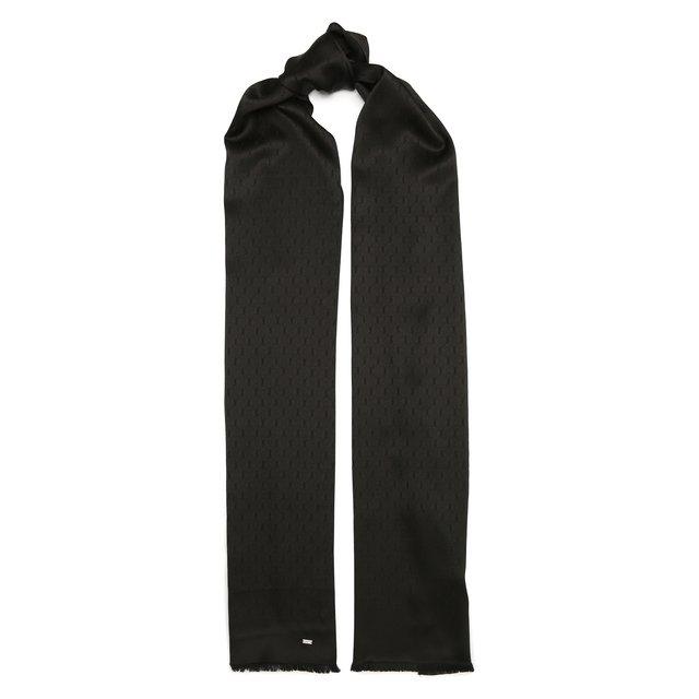 Шелковый шарф Saint Laurent