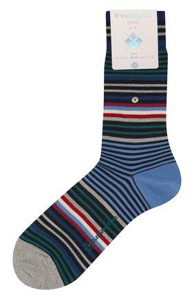 Мужские шерстяные носки BURLINGTON разноцветного цвета, арт. 21057 | Фото 1