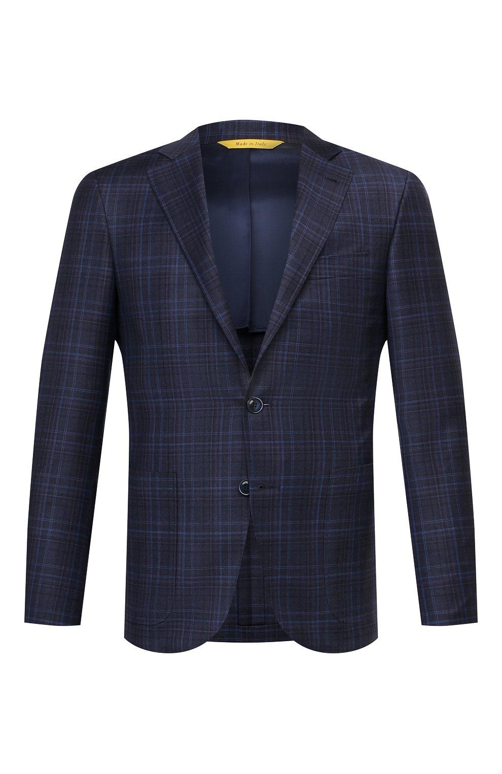 canali пиджак мужской