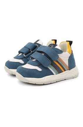 Детские кроссовки WALKEY синего цвета, арт. Y1B4-41288-0660/19-24 | Фото 1