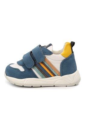 Детские кроссовки WALKEY синего цвета, арт. Y1B4-41288-0660/19-24 | Фото 2