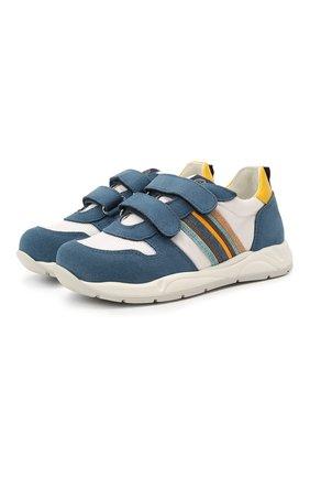 Детские кроссовки WALKEY синего цвета, арт. Y1B4-41288-0660/25-29 | Фото 1